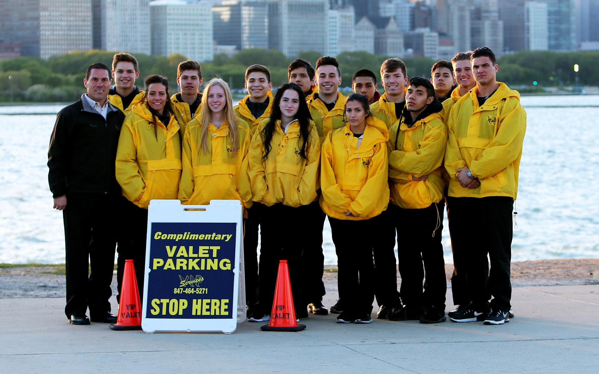V.I.P. Valet Services