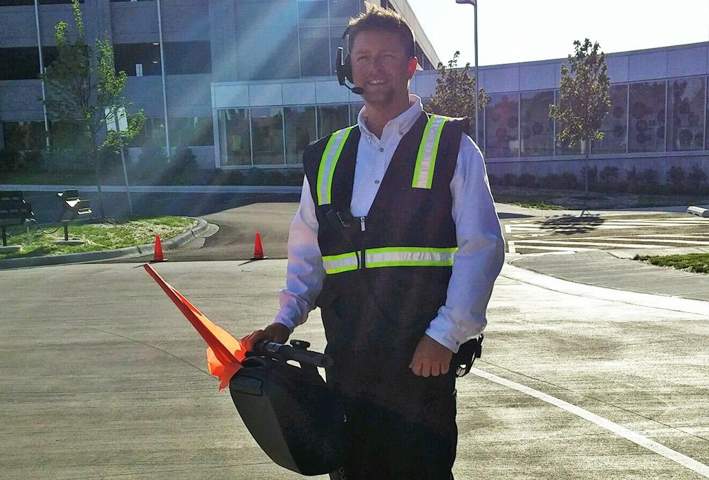V.I.P. Valet Services - Traffic Control