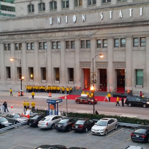Union Station Valet