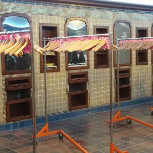 VIP Coat check Union Station